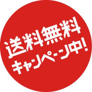 10/31日【SUN】まで 送料無料キャーンペーン!